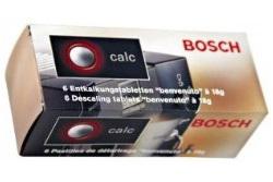 Декальцинация кофемашины Bosch
